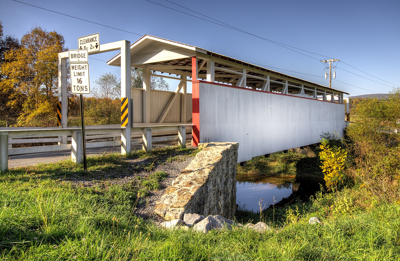 Ryot Covered Bridge