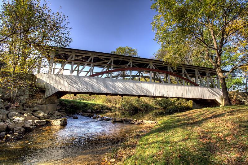 Dr. Kniseley Covered Bridge