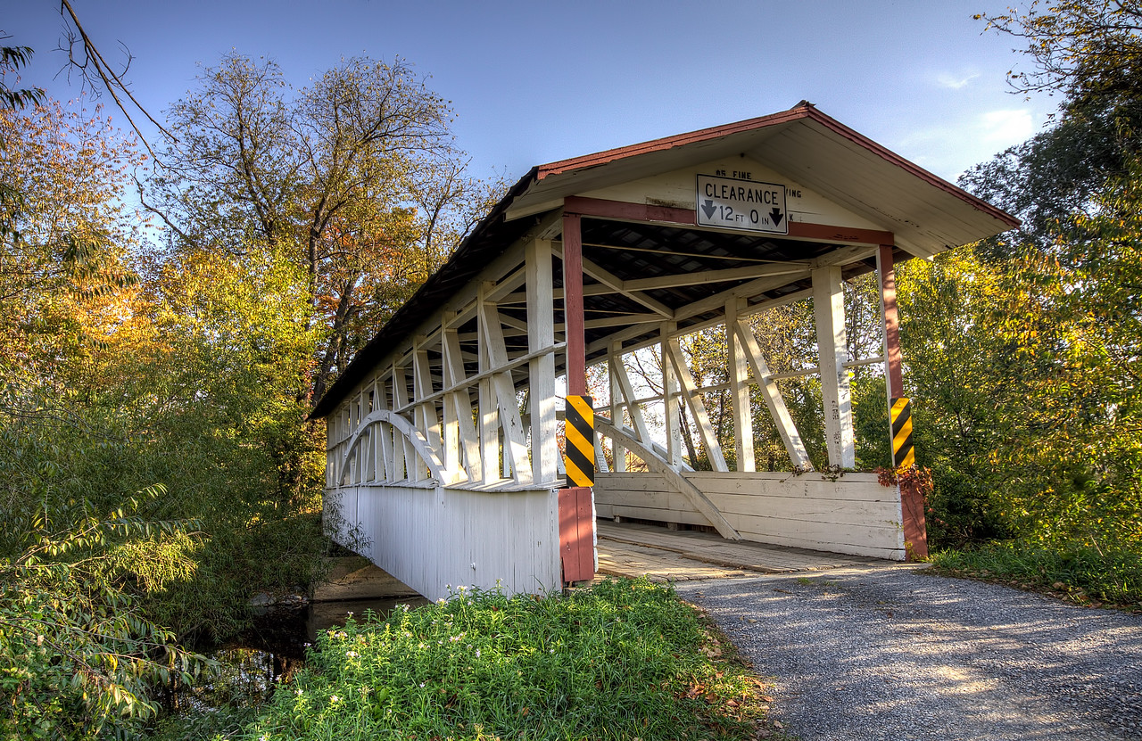Turner's Covered Bridge
