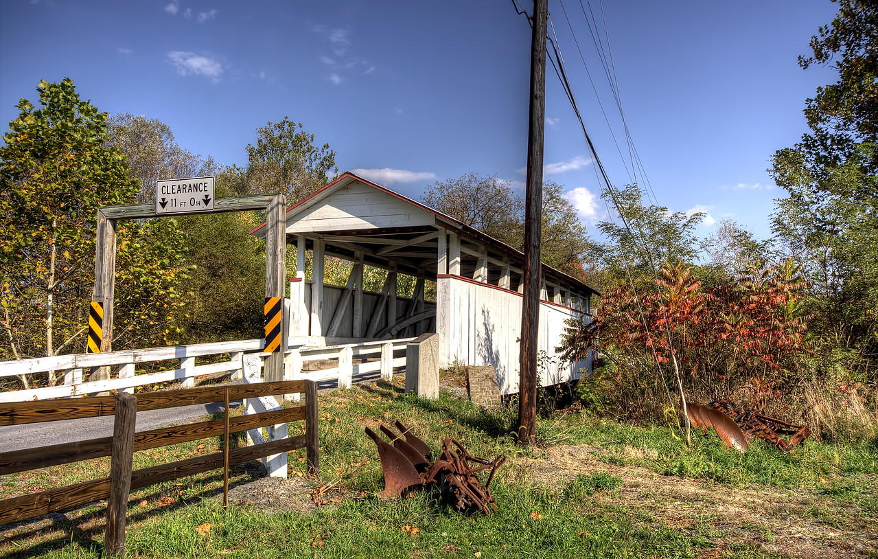 Snook's Covered Bridge