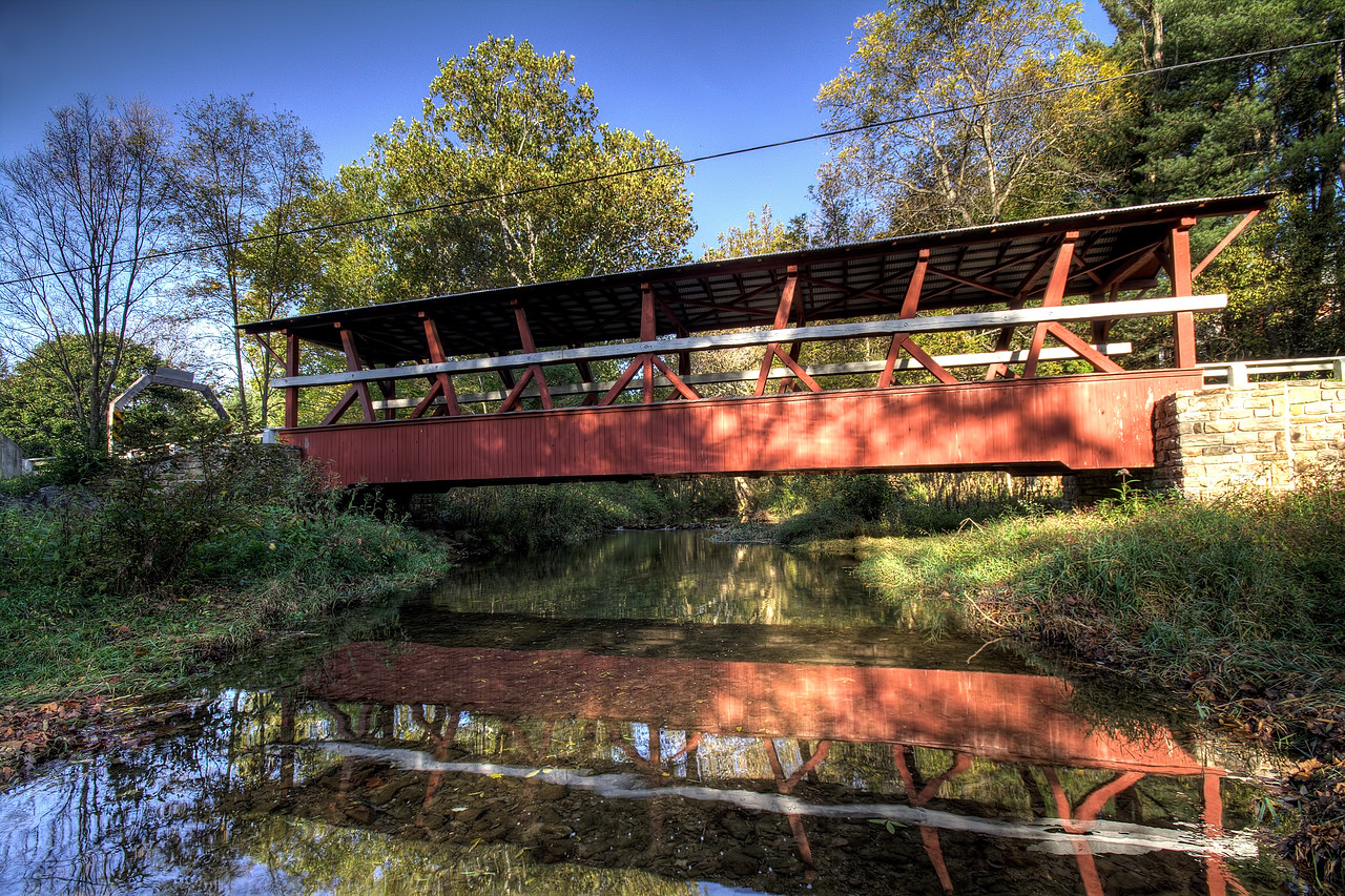 Colvin Covered Bridge