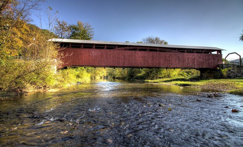 Herline Covered Bridge
