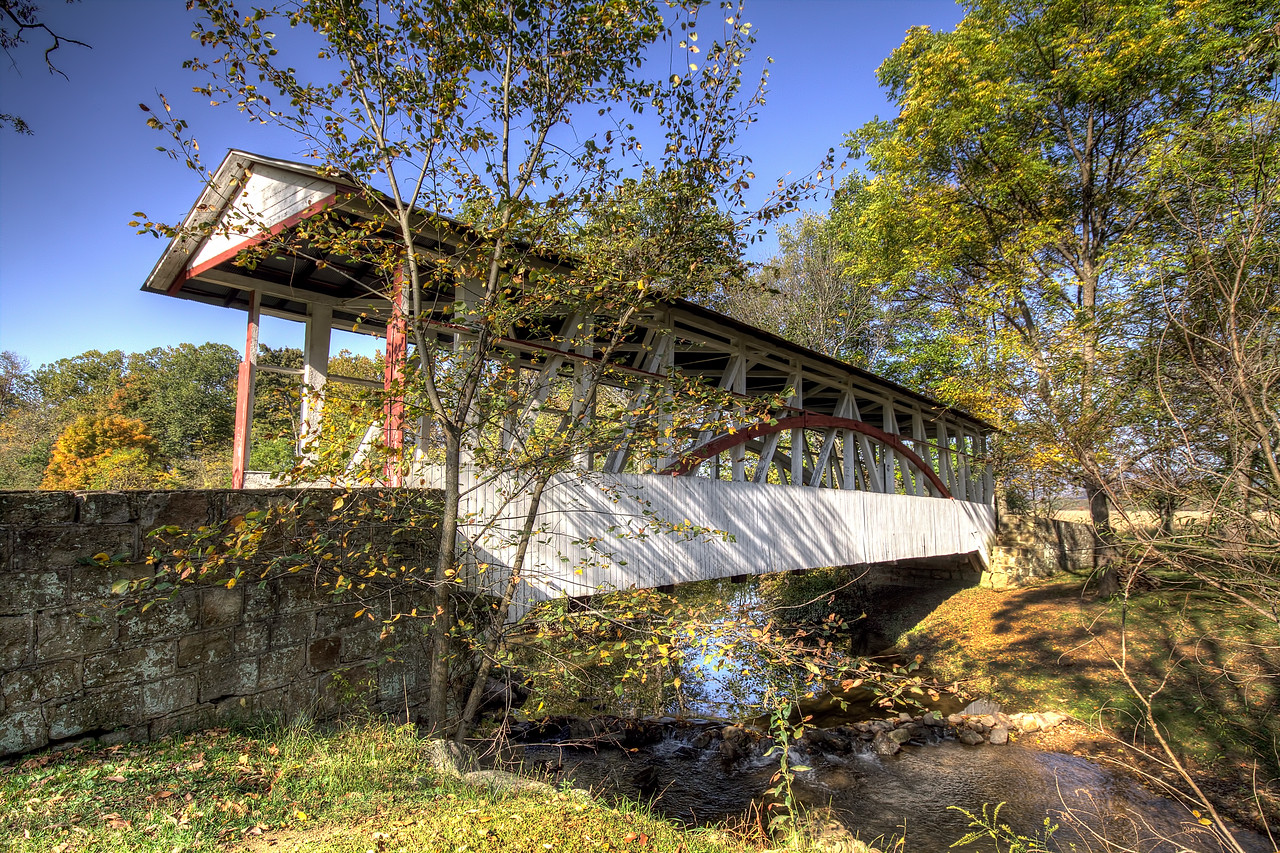 Dr. Kniseley Covered Bridge