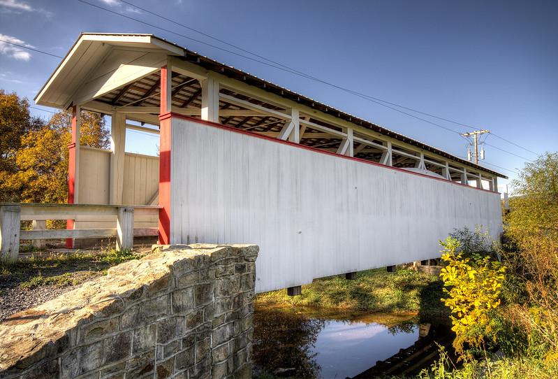 Ryot Covered Bridge