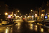 Oak Street - Mount Carmel after a light snow