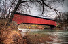 Hollingshead Covered Bridge - near Catawissa, Pa