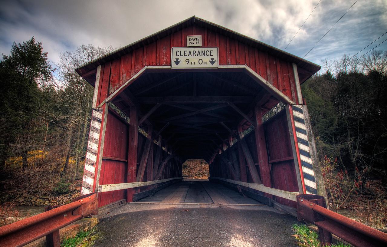 Davis Covered Bridge