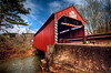 Snyder Covered Bridge - near Catawissa, Pa