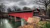 Rupert Covered Bridge - near Bloomsburg, Pa