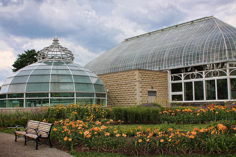 Phipps Conservatory in Pittsburgh, Pa