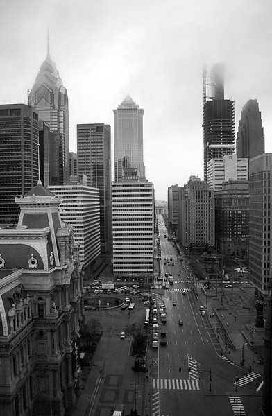 Foggy Philly
