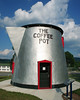 Giant Coffee Pot in Bedford, Pa