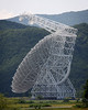 The Robert C. Byrd Green Bank Telescope (GBT), operated by the NRAO, the world's largest fully steerable single aperture antenna. In addition to the GBT, several other telescopes exist at the Green Bank site.