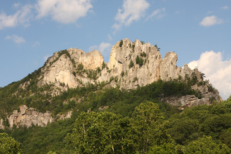Seneca Rock, West Virginia