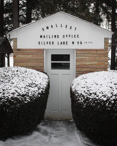 Smallest mailing office