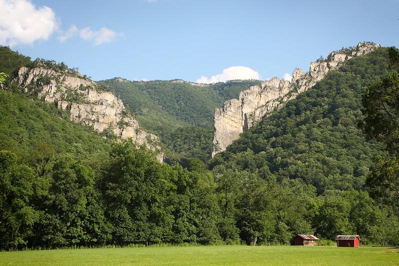 Champe Rocks, West Virginia
