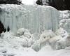 Frozen Muddy Creek Falls 2007