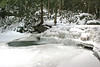 Frozen Tolliver Falls 2007