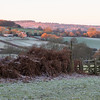 Sunrise Over Charnwood Forest