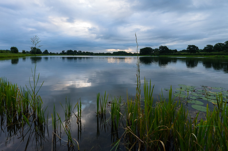 Nanpantan Reservoir - Early Morning