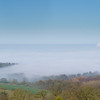 Winter Fog over the Soar Valley