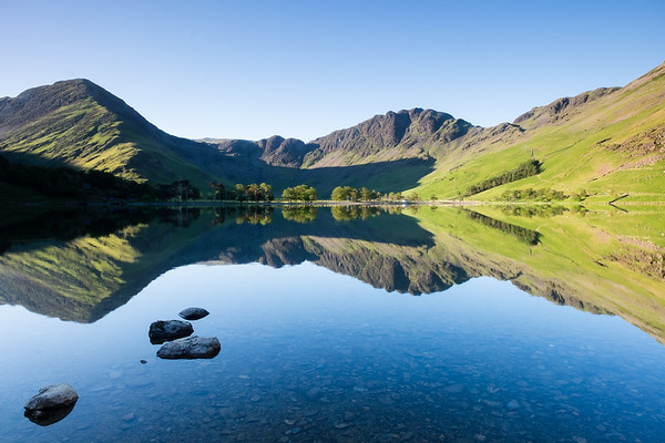 Midsummer Sunrise at Buttermere