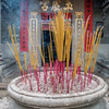 Incense Carries Prayers to Heaven