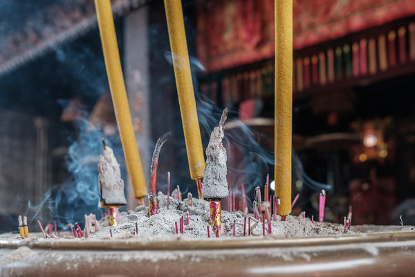 Incense and Ash