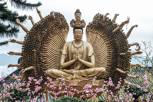 The One Thousand Hand Buddha