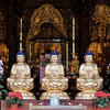 Shrine of Three Buddhas