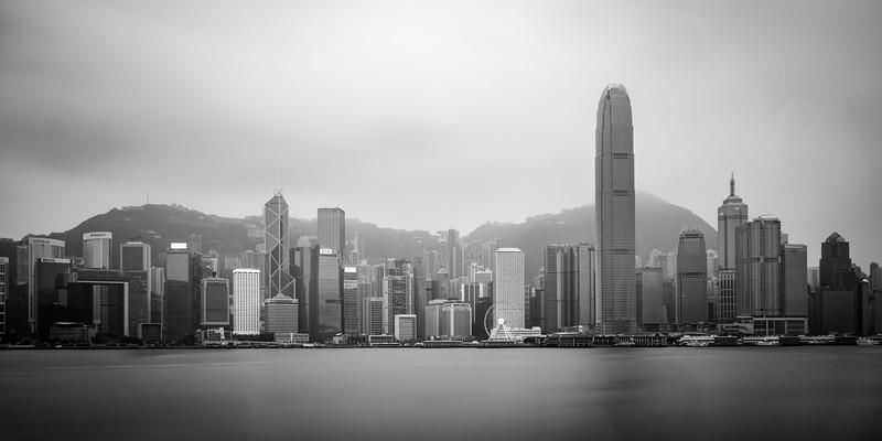 Hong Kong Island Waterfront