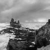 Sea Stacks at Londrangar