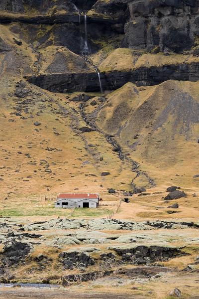Lone Farmstead