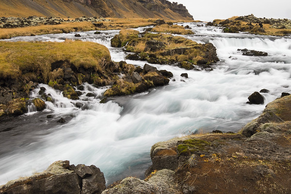 Rapids on the River Fossalar
