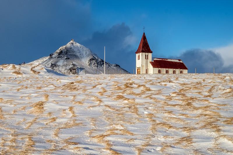 The Church at Hellnar