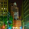 Boston at Night 2008