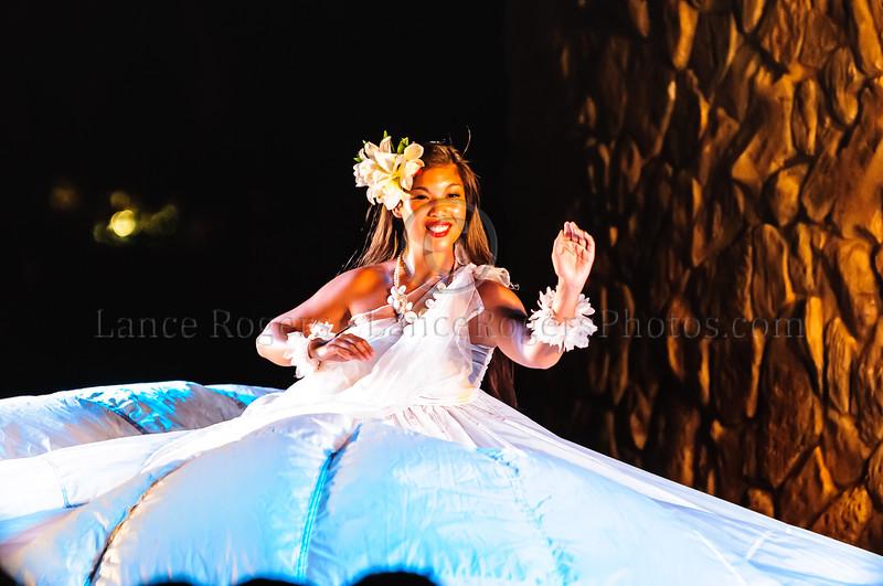Grand Luau Wailea Maui, Grand Wailea, Hawaii, Hawaii 2014