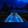Fountains @ Grand Wailea Blue Hour