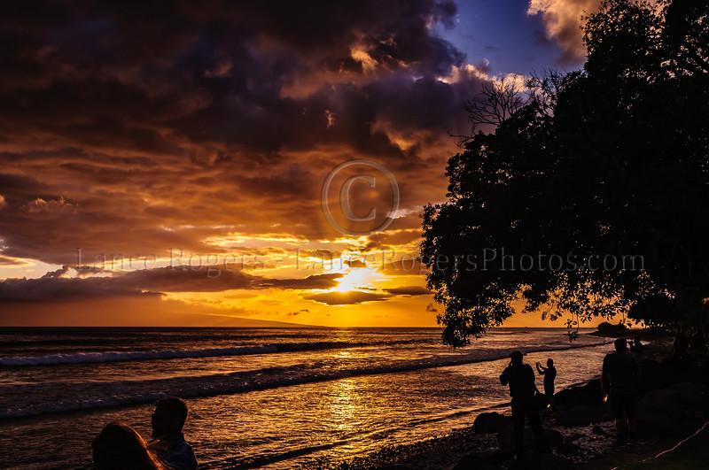 Maui Dreaming, Maui Sunset, Hawaii