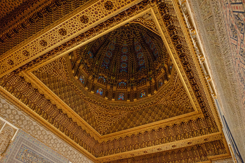 Cupola, Mohammed V Mausoleum