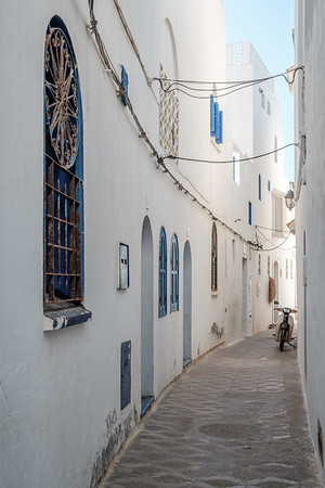 Back Street, Asilah
