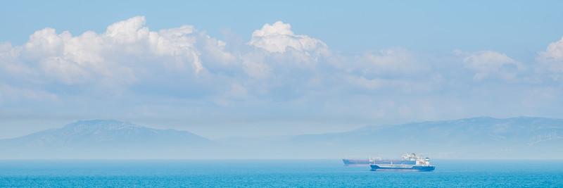 Traversing the Straits of Gibraltar
