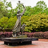 Waving Girl, Savannah, GA