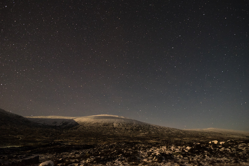 Starlight Over Rannoch Moor