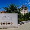 Lackawanna County Veterans Memorial Plaza