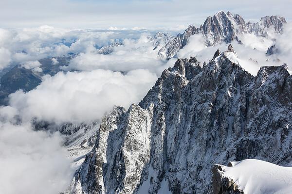 Serrated Peaks
