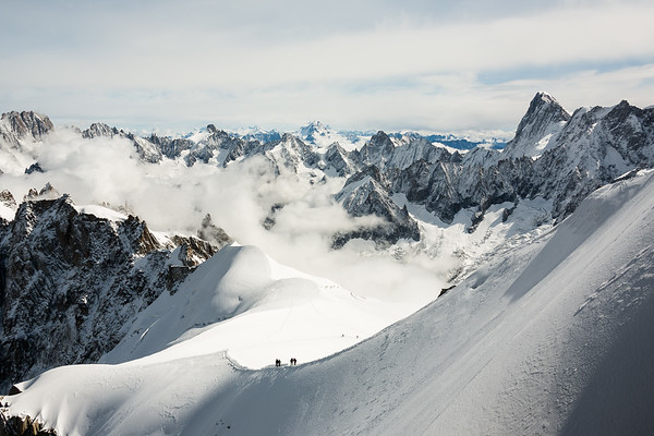 On Top of the Alps