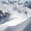 Climbing Mont Blanc