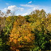 Fall over the Schuylkill River at Valley Forge, PA