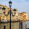 Venetian Lamp Post